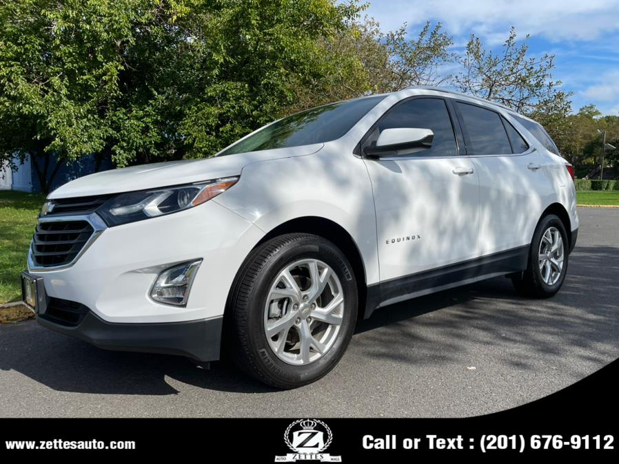 Used Chevrolet Equinox FWD 4dr LT w/2LT 2020   Zettes Auto Mall. Jersey City, New Jersey