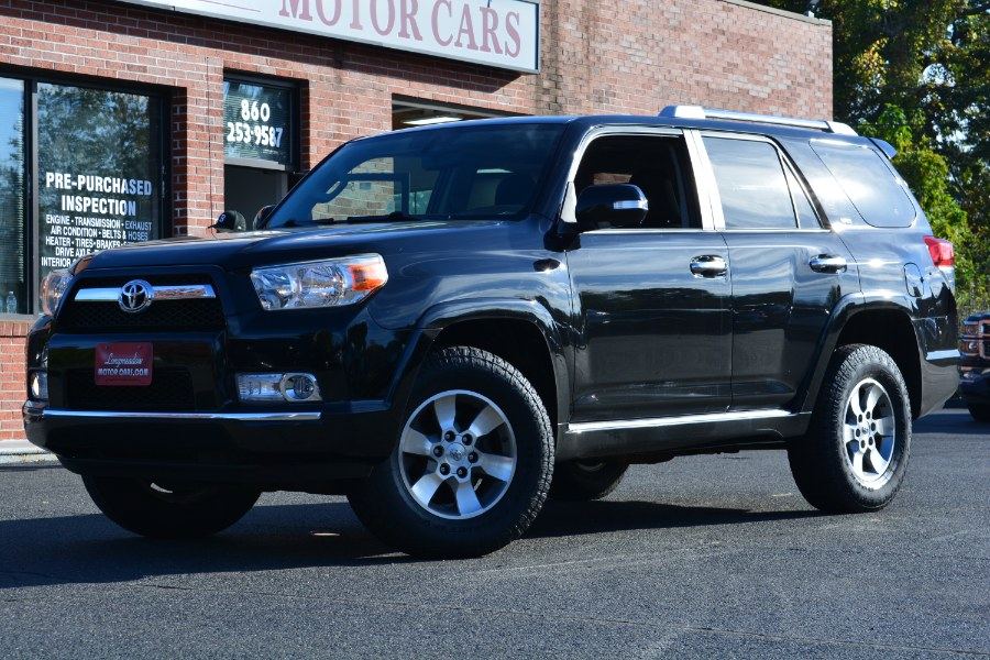 Used 2013 Toyota 4Runner in ENFIELD, Connecticut | Longmeadow Motor Cars. ENFIELD, Connecticut