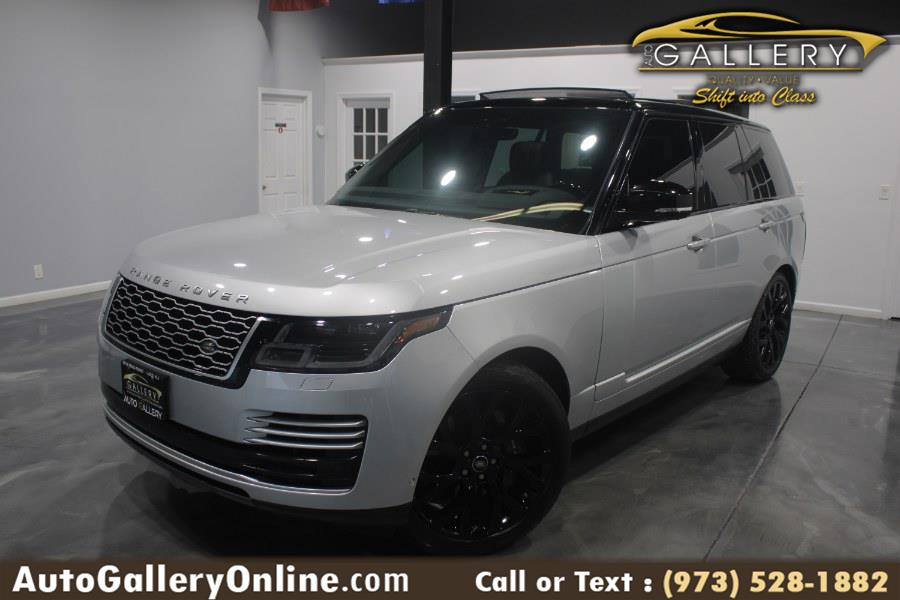 Used 2018 Land Rover Range Rover in Lodi, New Jersey | Auto Gallery. Lodi, New Jersey