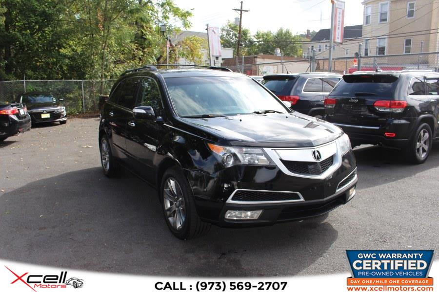Used Acura MDX Tech Pkg AWD 4dr Advance/Entertainment Pkg 2010 | Xcell Motors LLC. Paterson, New Jersey