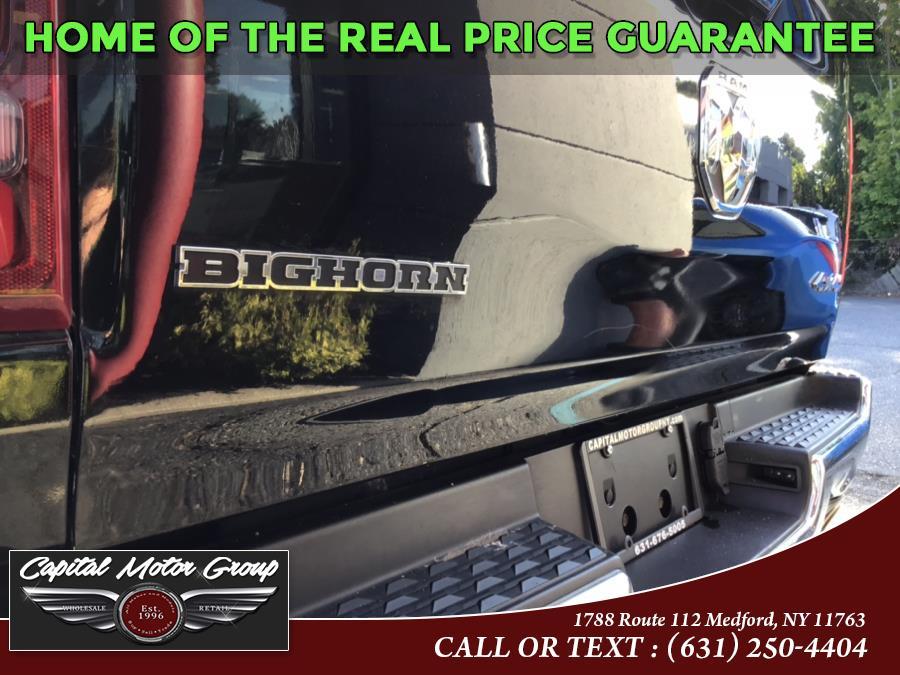 "Used Ram 1500 Big Horn/Lone Star 4x4 Crew Cab 6''4"" Box 2019   Capital Motor Group Inc. Medford, New York"