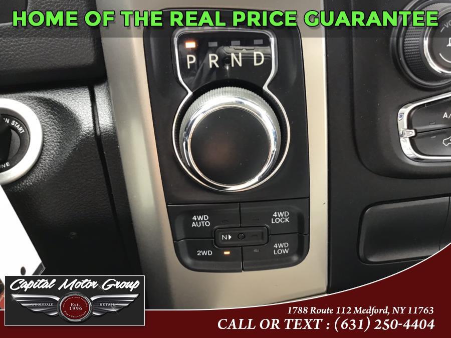 "Used Ram 1500 4WD Crew Cab 140.5"" Big Horn 2015 | Capital Motor Group Inc. Medford, New York"