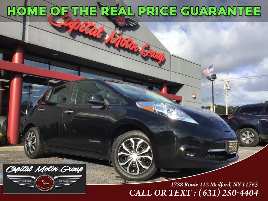 Used 2017 Nissan LEAF in Medford, New York | Capital Motor Group Inc. Medford, New York