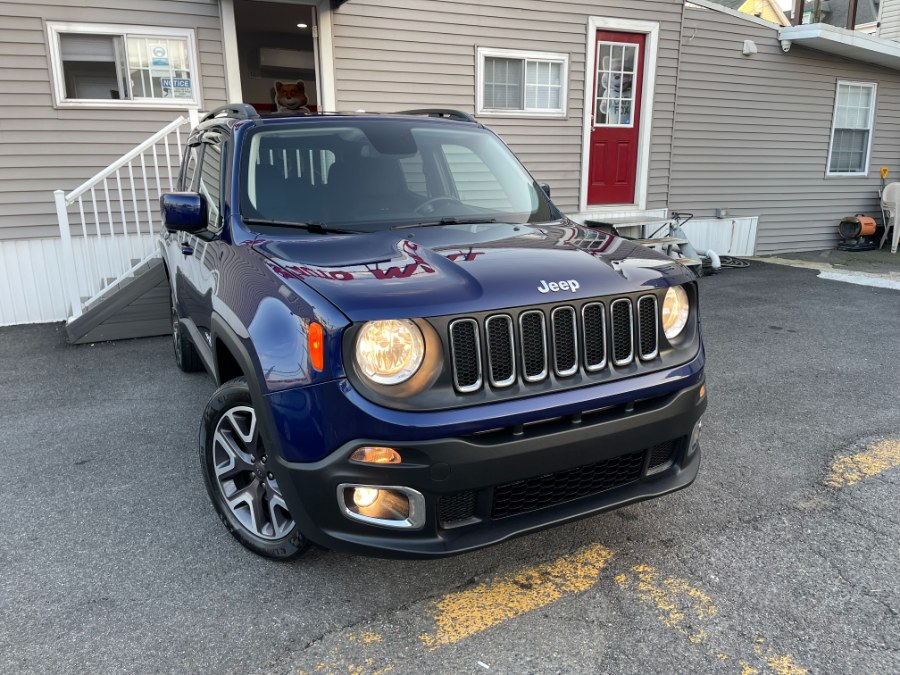 Used Jeep Renegade 4WD 4dr Latitude 2016   DZ Automall. Paterson, New Jersey