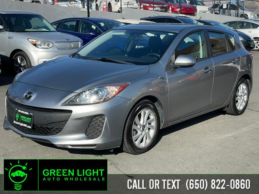 Used Mazda Mazda3 i Touring 2013   Green Light Auto Wholesale. Daly City, California