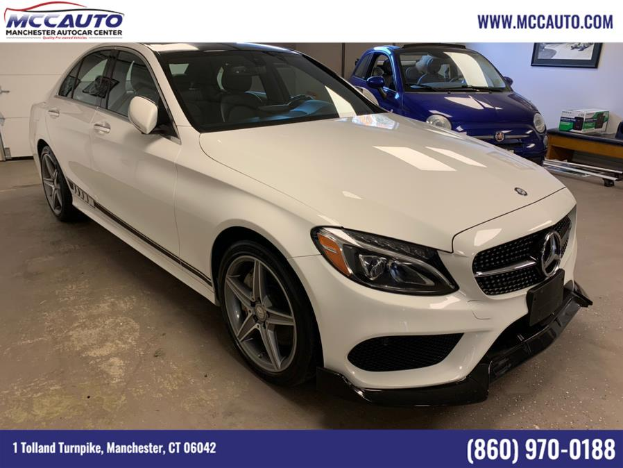 Used 2015 Mercedes-Benz C-Class in Manchester, Connecticut | Manchester Autocar Center. Manchester, Connecticut
