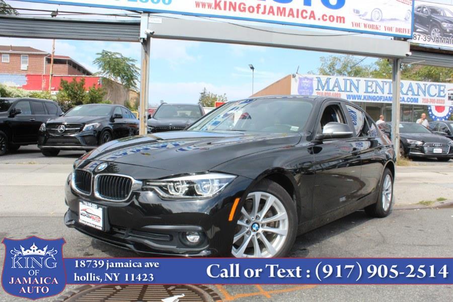 Used BMW 3 Series 320i xDrive Sedan 2018 | King of Jamaica Auto Inc. Hollis, New York