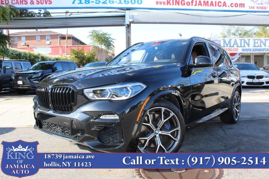 Used BMW X5 xDrive40i Sports Activity Vehicle 2020 | King of Jamaica Auto Inc. Hollis, New York