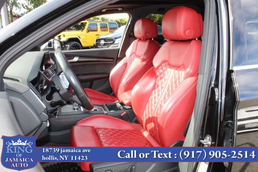 Used Audi SQ5 3.0 TFSI Prestige 2018 | King of Jamaica Auto Inc. Hollis, New York