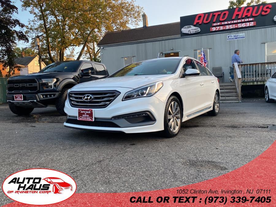 Used 2016 Hyundai Sonata in Irvington , New Jersey | Auto Haus of Irvington Corp. Irvington , New Jersey