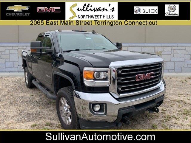 Used GMC Sierra 2500hd SLE 2015   Sullivan Automotive Group. Avon, Connecticut