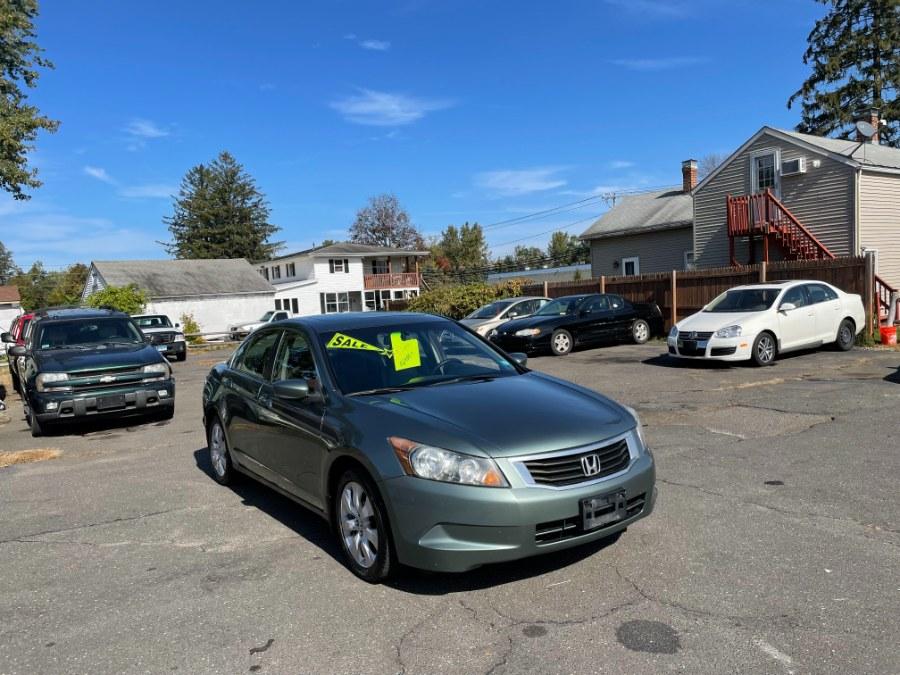 Used Honda Accord Sdn 4dr I4 Auto EX-L w/Navi 2010 | CT Car Co LLC. East Windsor, Connecticut