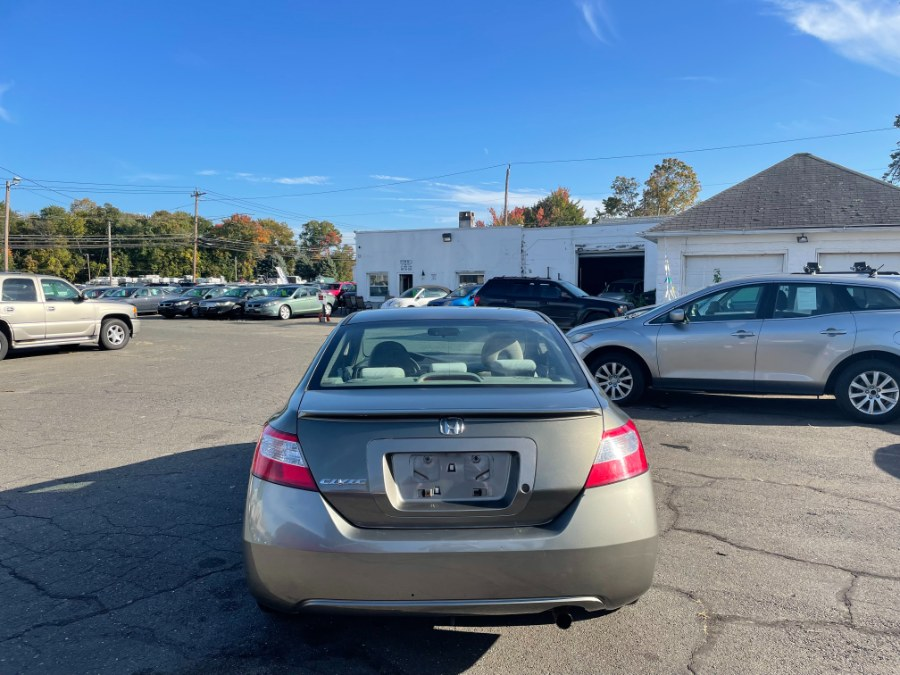 Used Honda Civic Cpe 2dr AT LX 2007 | CT Car Co LLC. East Windsor, Connecticut