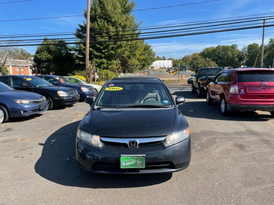 Used 2007 Honda Civic Sdn in East Windsor, Connecticut | CT Car Co LLC. East Windsor, Connecticut