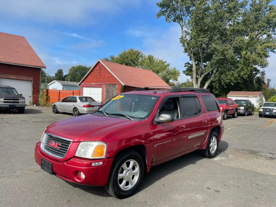 Used GMC Envoy XL 4dr 4WD SLE 2004   CT Car Co LLC. East Windsor, Connecticut
