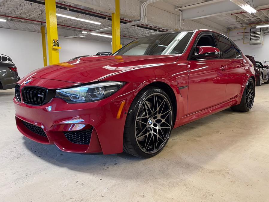 Used 2018 BMW M3 in Waterbury , Connecticut | M Sport Motorwerx. Waterbury , Connecticut