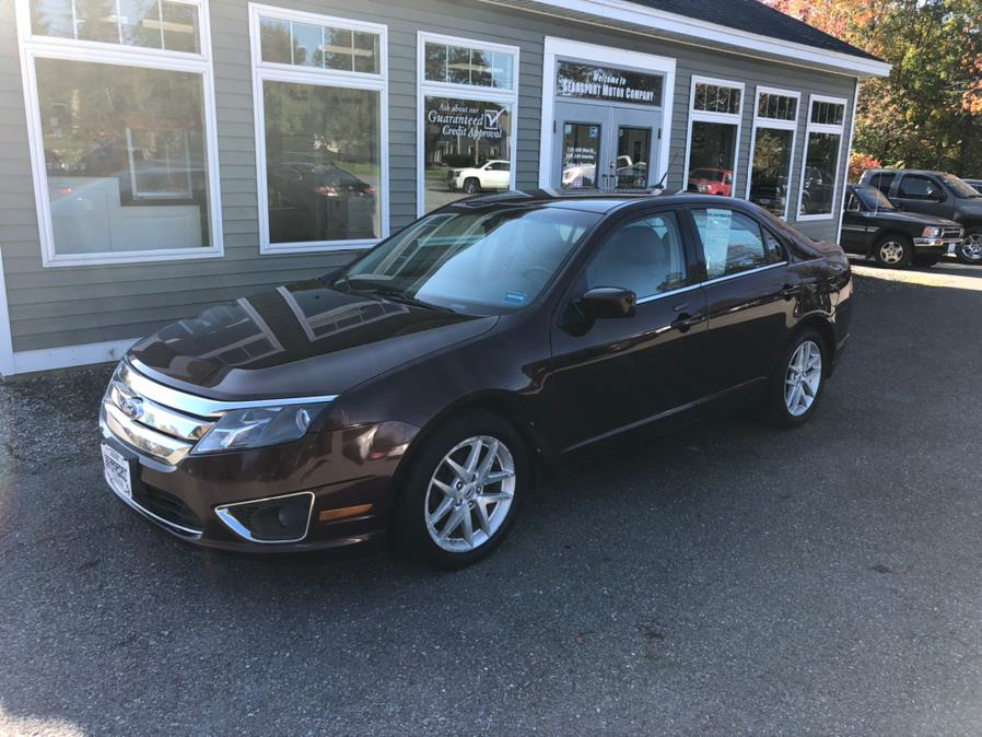 Used Ford Fusion 4dr Sdn SEL FWD 2012 | Searsport Motor Company. Searsport, Maine