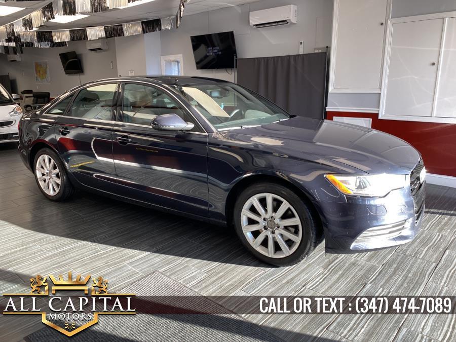 Used Audi A6 4dr Sdn quattro 2.0T Premium Plus 2013 | All Capital Motors. Brooklyn, New York