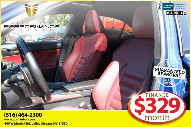 Used Lexus Is 200t 2016 | Certified Performance Motors. Valley Stream, New York