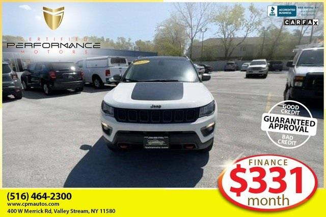Used Jeep Compass Trailhawk 2020 | Certified Performance Motors. Valley Stream, New York