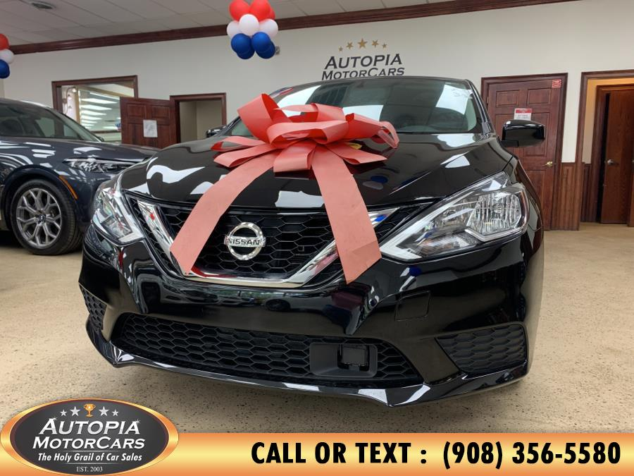 Used 2019 Nissan Sentra in Union, New Jersey | Autopia Motorcars Inc. Union, New Jersey