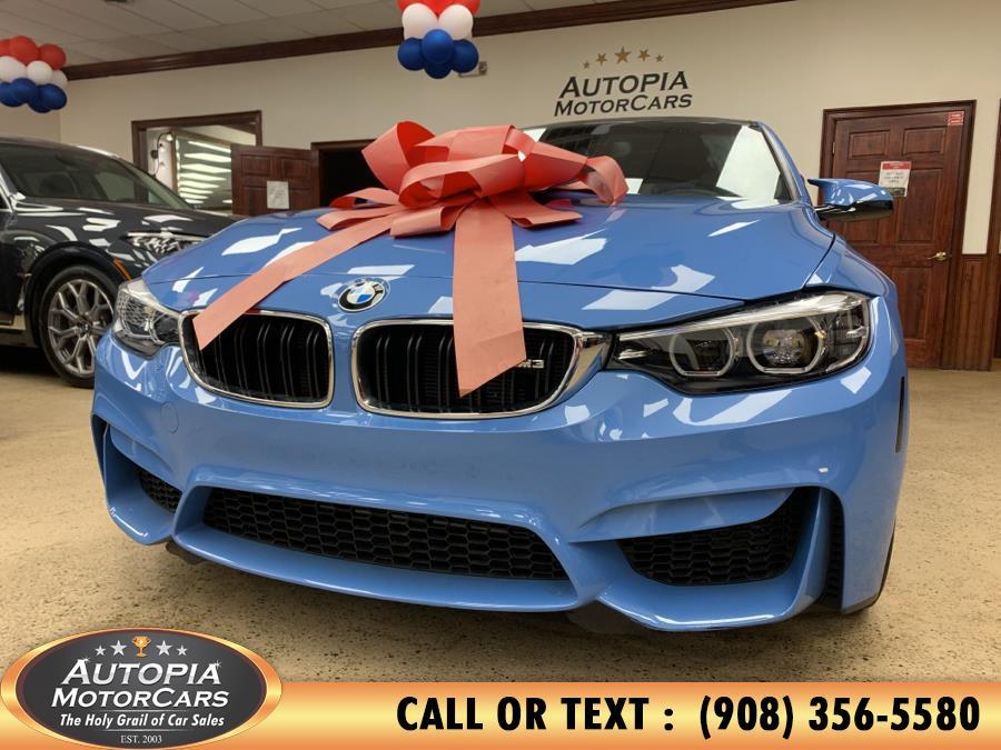 Used BMW M3 CS Sedan 2018 | Autopia Motorcars Inc. Union, New Jersey