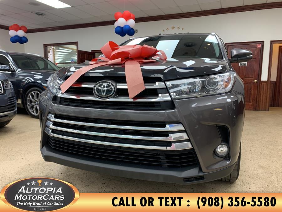 Used Toyota Highlander XLE V6 AWD (Natl) 2017 | Autopia Motorcars Inc. Union, New Jersey