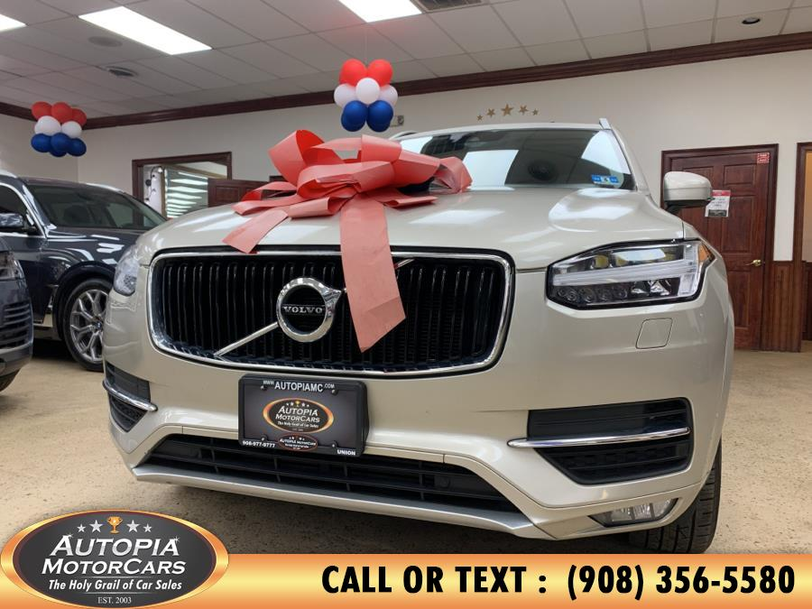 Used Volvo XC90 AWD 4dr T6 Momentum 2016 | Autopia Motorcars Inc. Union, New Jersey