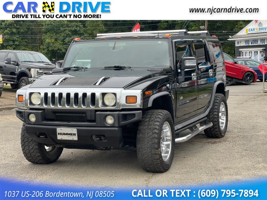 Used Hummer H2 Adventure 2007 | Car N Drive. Bordentown, New Jersey