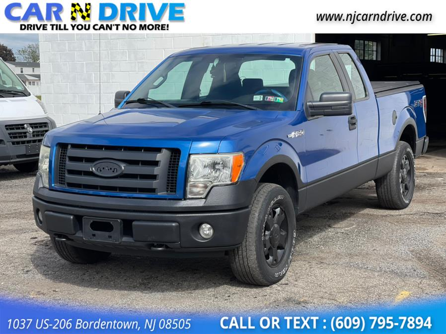 Used Ford F-150 STX SuperCab 5.5-ft. Bed 4WD 2009 | Car N Drive. Bordentown, New Jersey