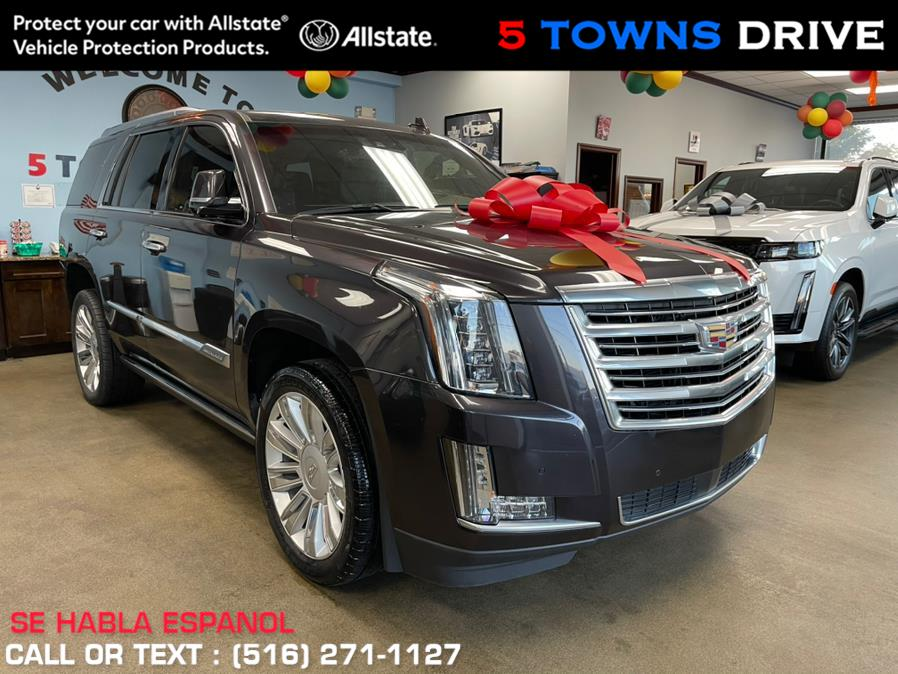 Used Cadillac Escalade 4WD 4dr Platinum 2016   5 Towns Drive. Inwood, New York