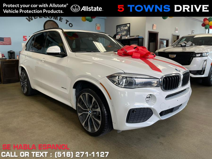 Used BMW X5 M/SPORT xDrive35i Sports Activity Vehicle 2018   5 Towns Drive. Inwood, New York