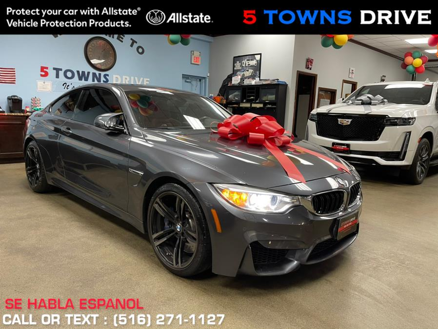Used BMW M4 W/RED GUTS 2dr Cpe 2015   5 Towns Drive. Inwood, New York