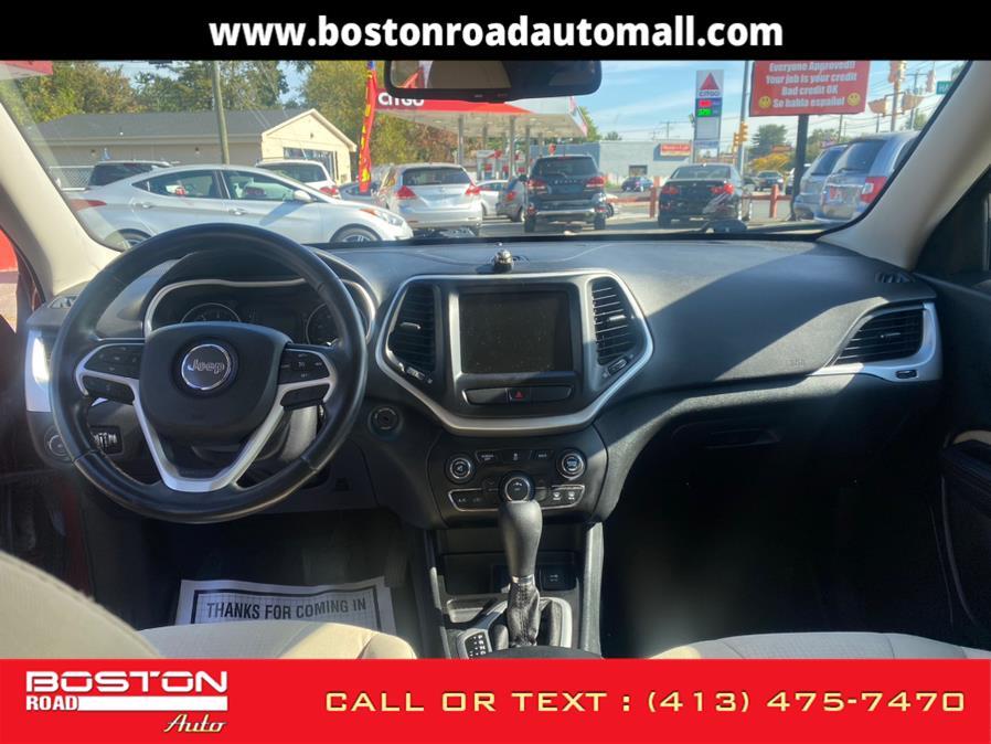 Used Jeep Cherokee FWD 4dr Latitude 2016 | Boston Road Auto. Springfield, Massachusetts
