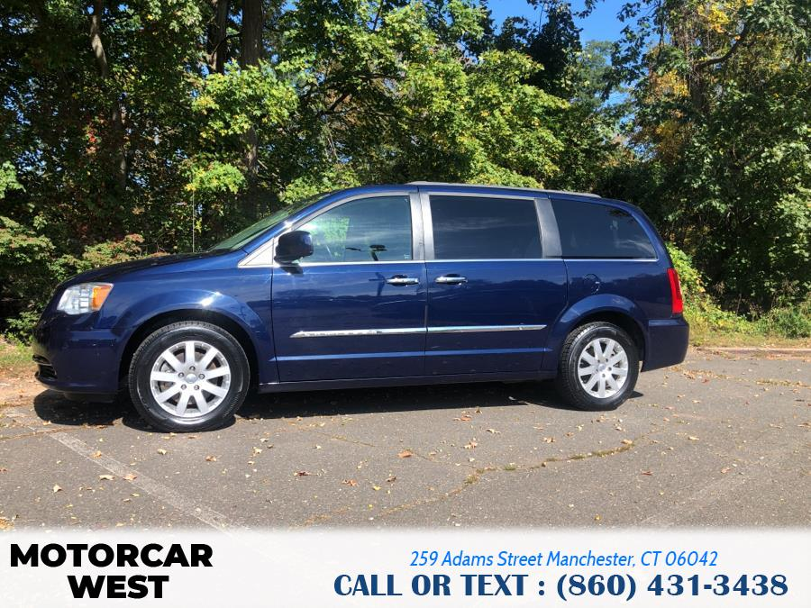 Used Chrysler Town & Country 4dr Wgn Touring 2015   Motorcar West. Manchester, Connecticut