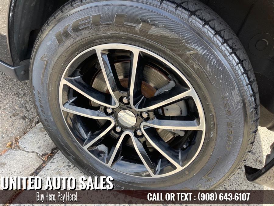 Used Dodge Grand Caravan GT 2017 | United Auto Sale. Newark, New Jersey
