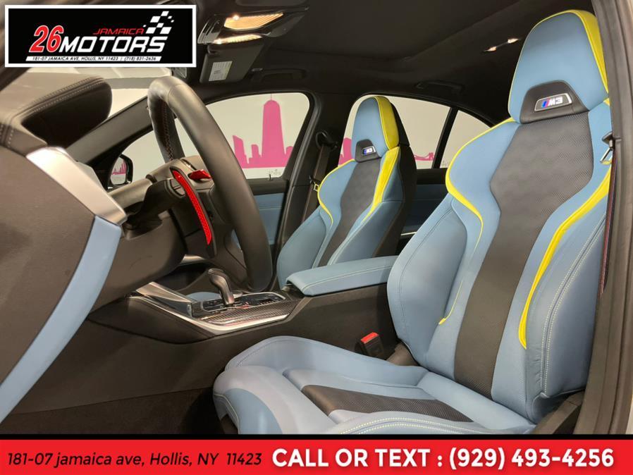 Used BMW M3 Competition Competition Sedan 2021   Jamaica 26 Motors. Hollis, New York