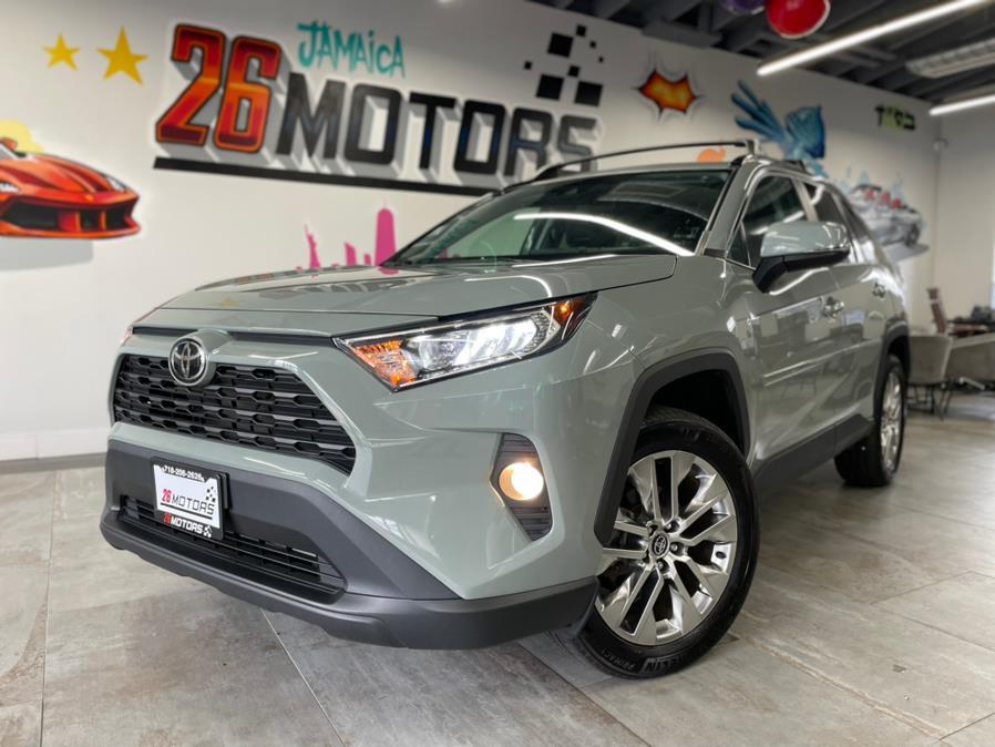 Used 2020 Toyota RAV4 XLE in Hollis, New York | Jamaica 26 Motors. Hollis, New York
