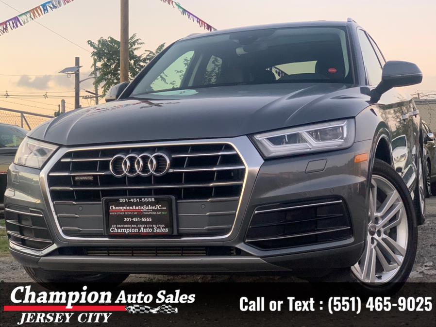 Used Audi Q5 2.0 TFSI Premium Plus 2018 | Champion Auto Sales of JC. Jersey City, New Jersey