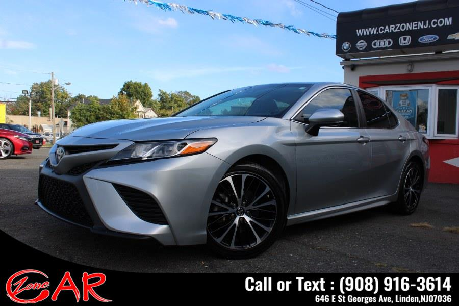 Used Toyota Camry SE Auto (Natl) 2018 | Car Zone. Linden, New Jersey