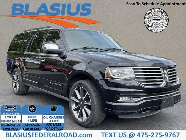 Used Lincoln Navigator L Reserve 2017 | Blasius Federal Road. Brookfield, Connecticut