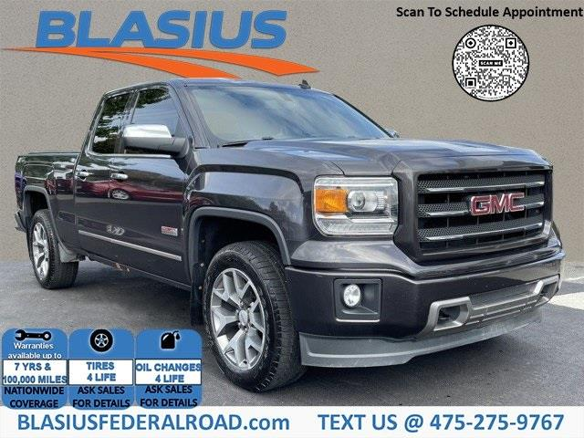 Used GMC Sierra 1500 SLE 2014 | Blasius Federal Road. Brookfield, Connecticut