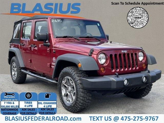 Used Jeep Wrangler Unlimited Sport 2013 | Blasius Federal Road. Brookfield, Connecticut
