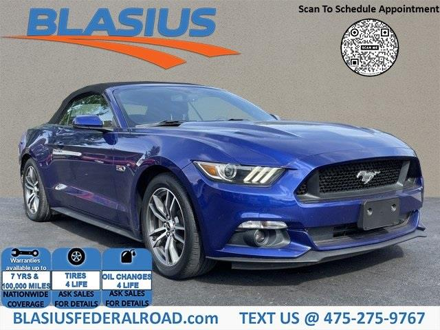 Used Ford Mustang GT Premium 2016 | Blasius Federal Road. Brookfield, Connecticut