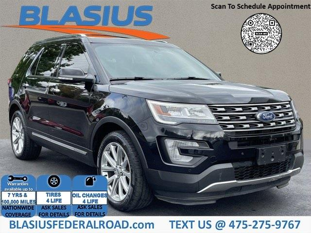 Used Ford Explorer Limited 2017 | Blasius Federal Road. Brookfield, Connecticut
