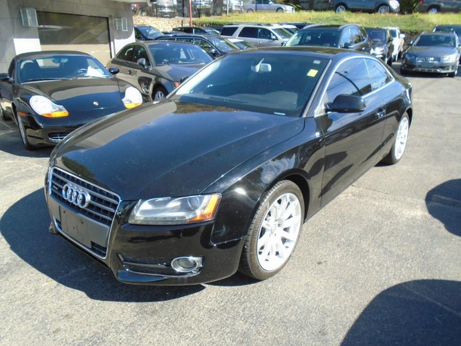 Used Audi A5 2dr Cpe Auto quattro 2.0T Premium Plus 2011 | Jim Juliani Motors. Waterbury, Connecticut