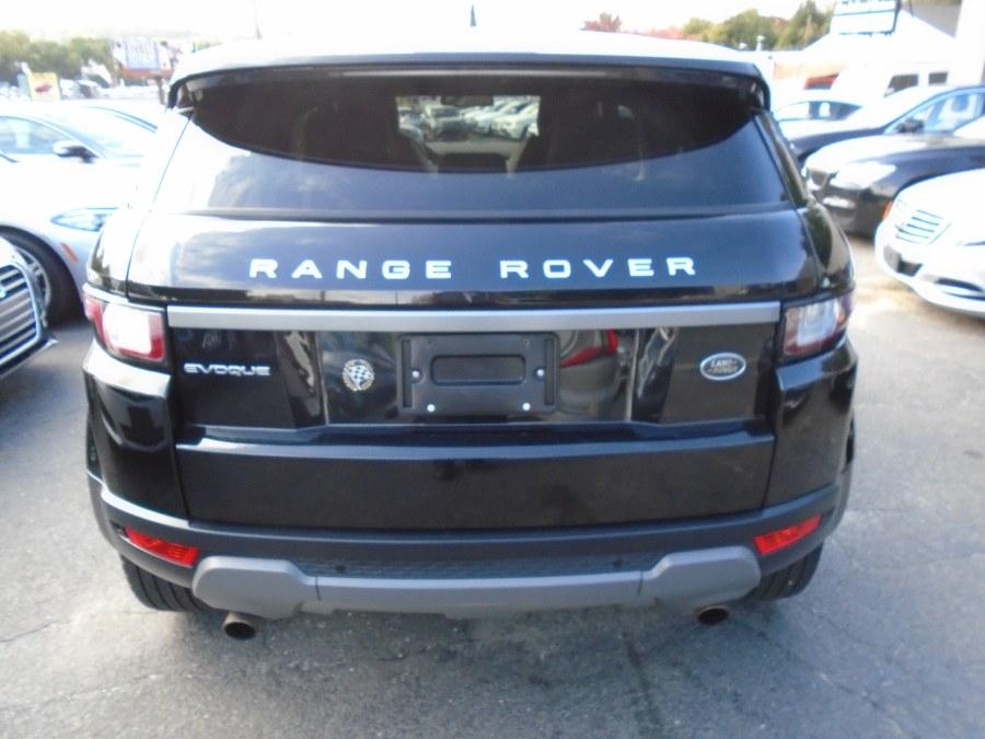 Used Land Rover Range Rover Evoque AWD 2016   Jim Juliani Motors. Waterbury, Connecticut