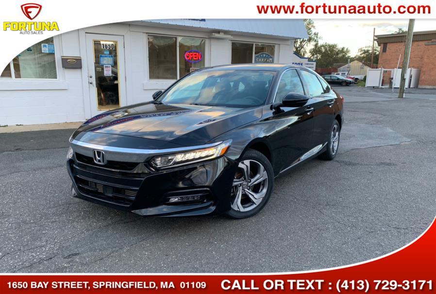 Used 2018 Honda Accord Sedan in Springfield, Massachusetts | Fortuna Auto Sales Inc.. Springfield, Massachusetts
