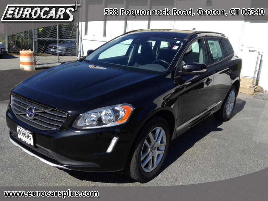 Used Volvo XC60 T5 FWD 2017   Eurocars Plus. Groton, Connecticut