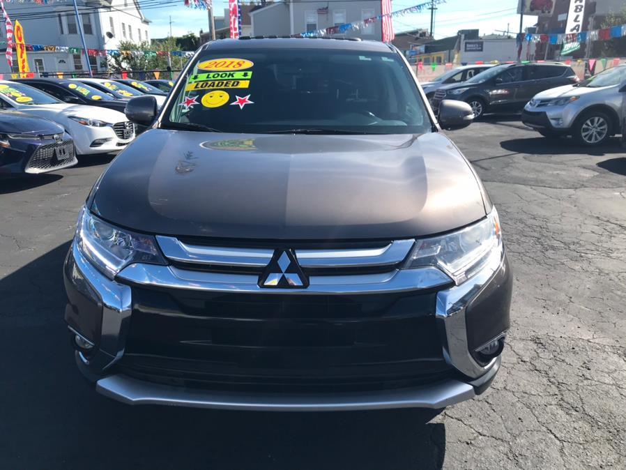 Used Mitsubishi Outlander SE AWD 2018 | Affordable Motors Inc. Bridgeport, Connecticut